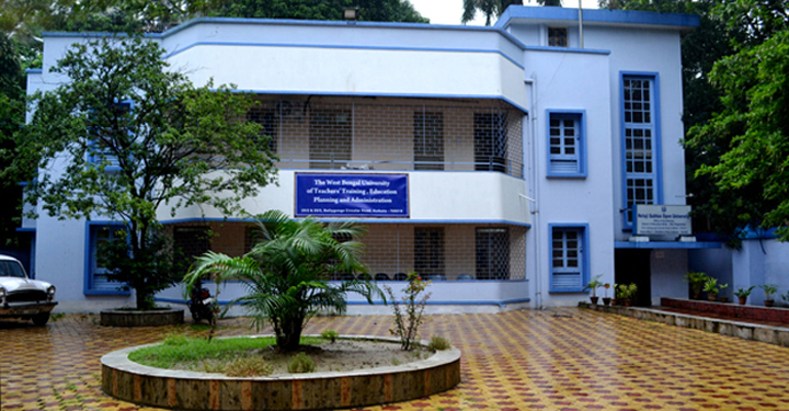 B Ed , M Ed , M Phil , Ph D  University in Kolkata